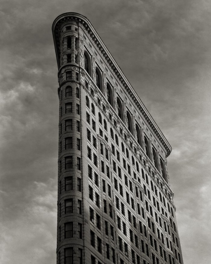 Flatiron Building, New York, USA  Daniel Burnham
