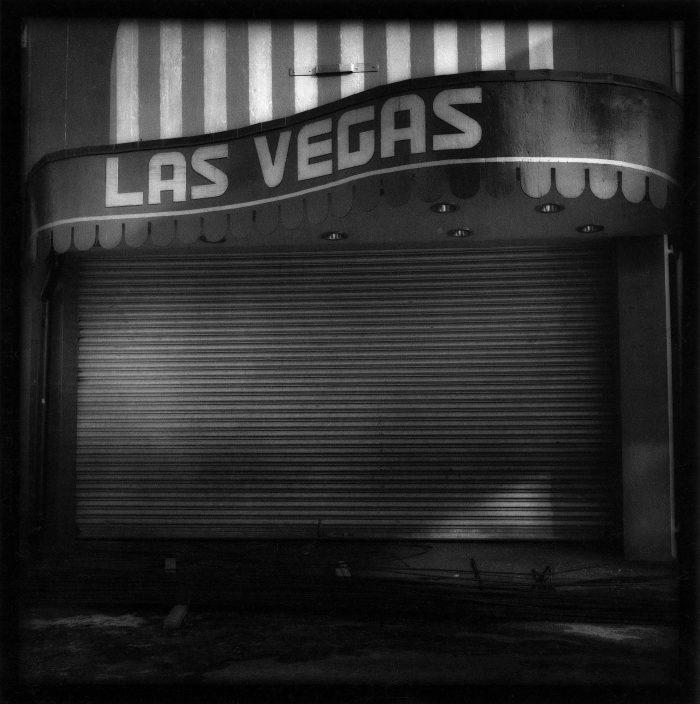 Las Vegas,1983