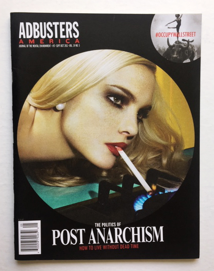 Adbusters Anarchism