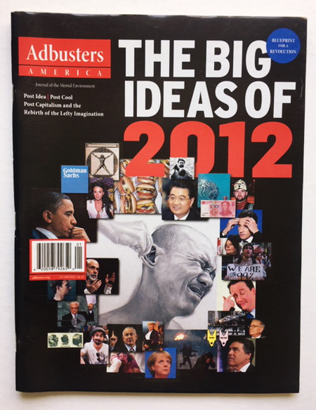 Adbusters Great Ideas